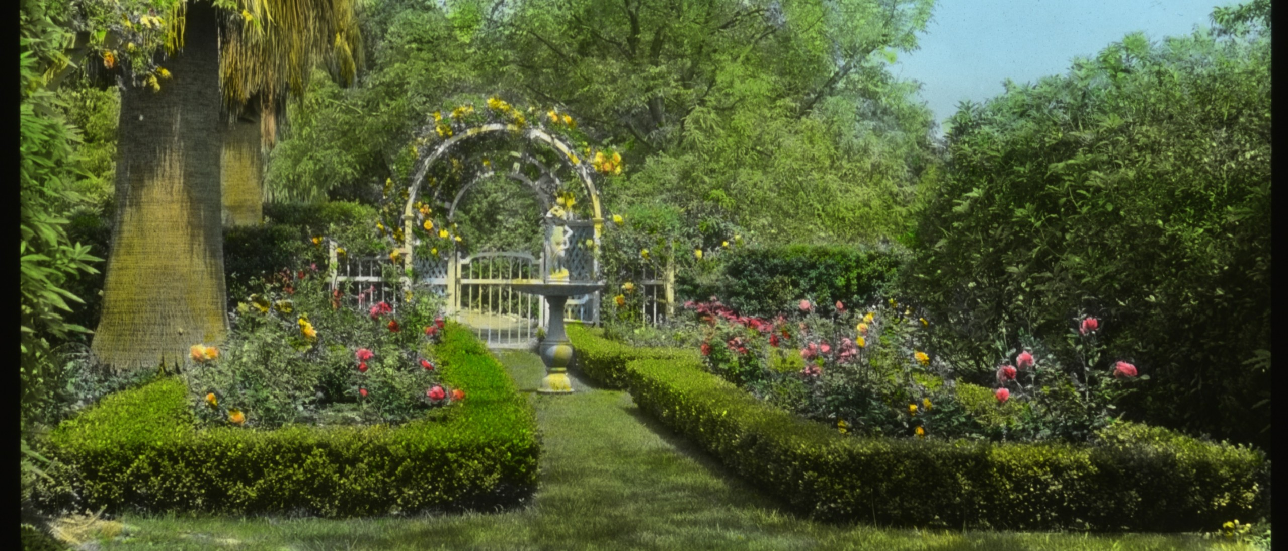 Archives of American Gardens, CA080011