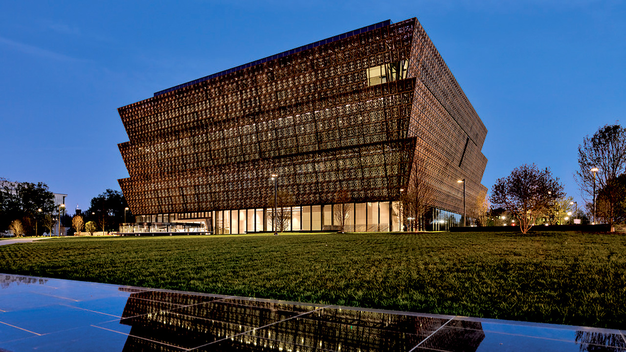 Gardens, National Museum of African American History and Culture