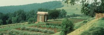 1766 Gardens at Monticello