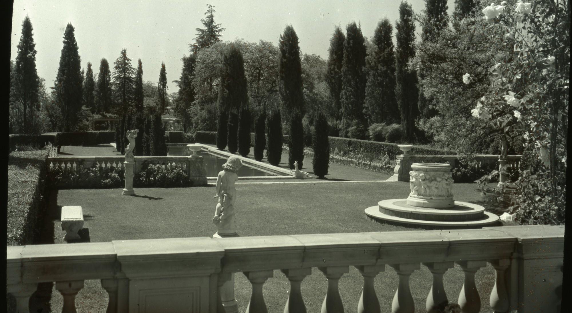 Mystery Garden in Pasadena, California