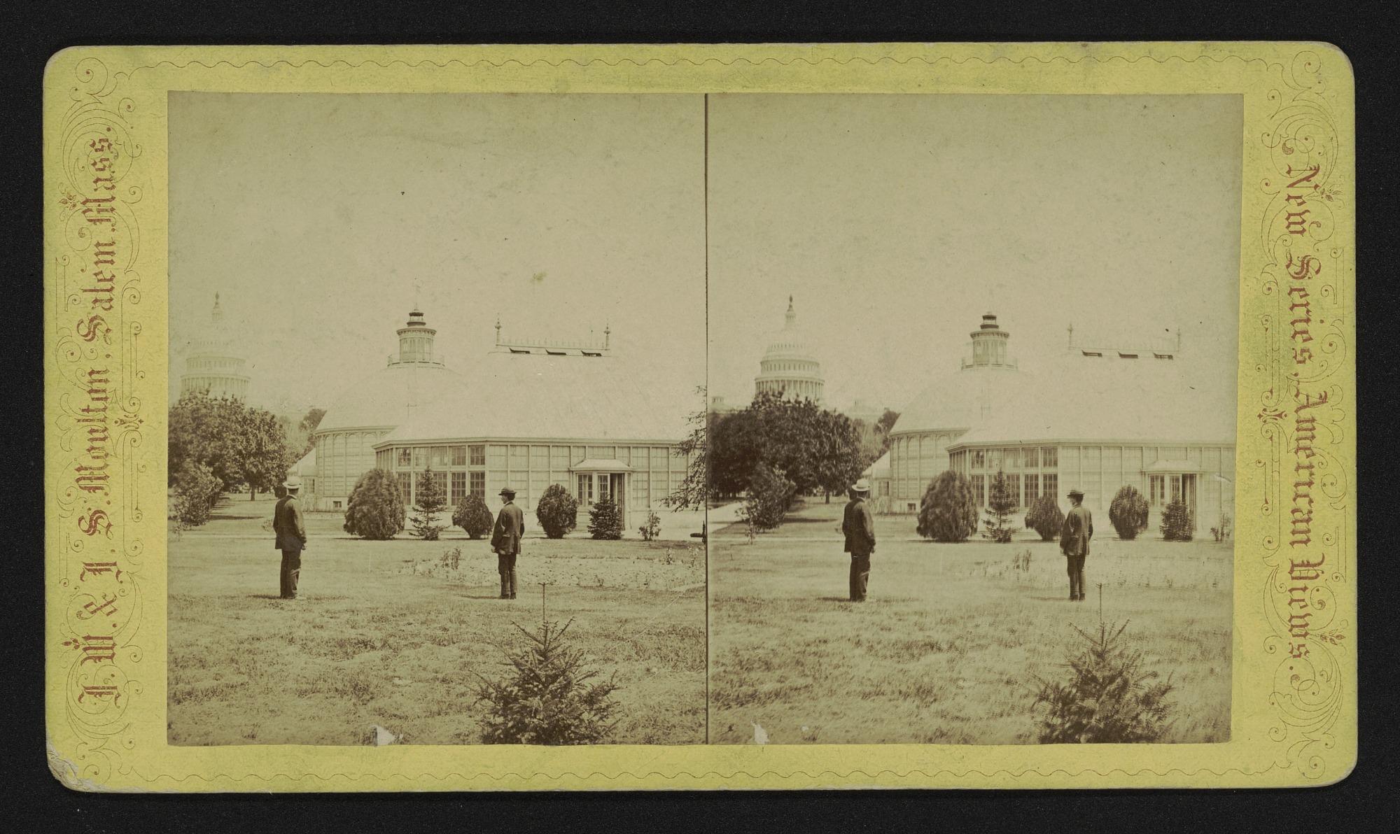1820 U.S. Botanic Garden