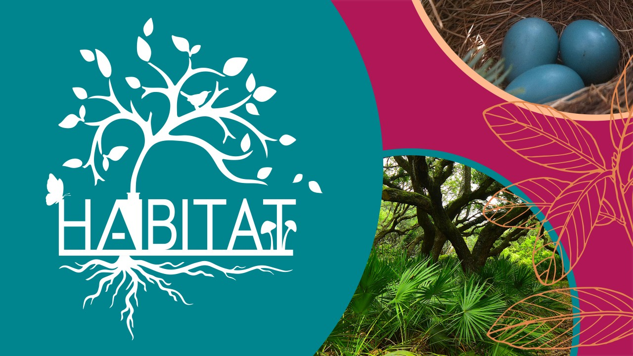 HABITAT exhibit logo