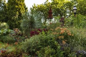 Homes in the Mary Livingston Ripley Garden