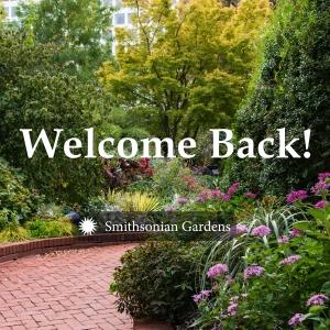 Welcome Back - Ripley Garden Walkway