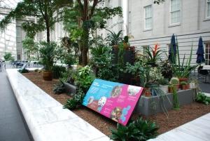 Robert and Arlene Kogod Courtyard, The Great Indoors Exhibition
