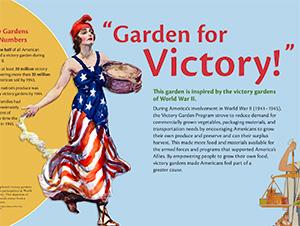Victory Garden Panels